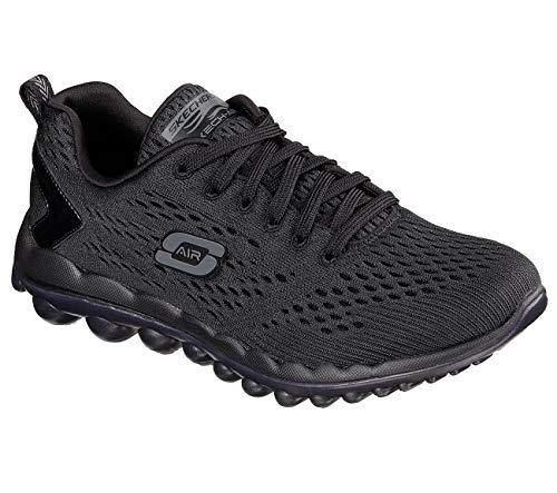 Skechers Skech-Air 2.0 Aim High, Zapatillas de deporte para mujer Negro Size: 36 EU Larga
