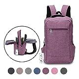Winblo 15 15.6 Inch Lightweight Travel Laptop Backpack Bag Shoulder College...