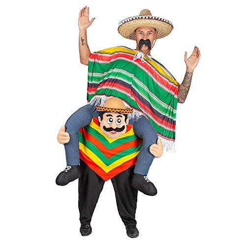 taglia 52/ /Costume adulto Carry Me gnomo /54 Guirca/ 88297.0