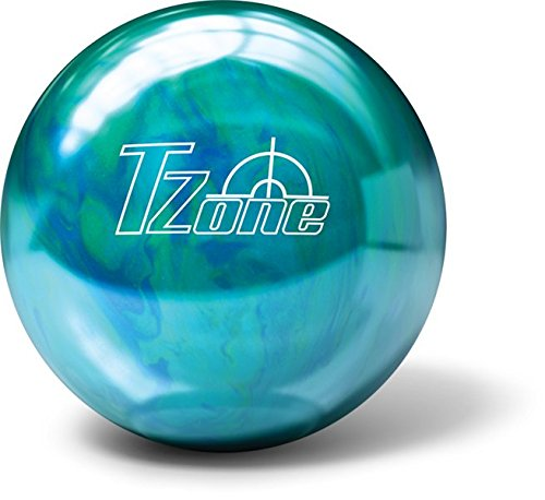 Bowlingball Bowlingkugel Brunswick T-Zone Cosmic - Caribbean Blue, Gewicht in lbs:10 lbs
