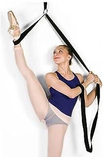 Ballet Yoga elástico cinturón elástico correa de estiramiento ejercicio Fitness bandas perfecto para casa o gimnasio pie elástico bandsballet