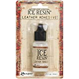 ICE Resin Leather Adhesive, 5 oz, Clear