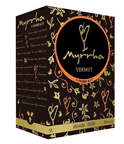 Vermouth Myrrha Rojo Bag in Box, vermouth, 500 cl - 5000 ml