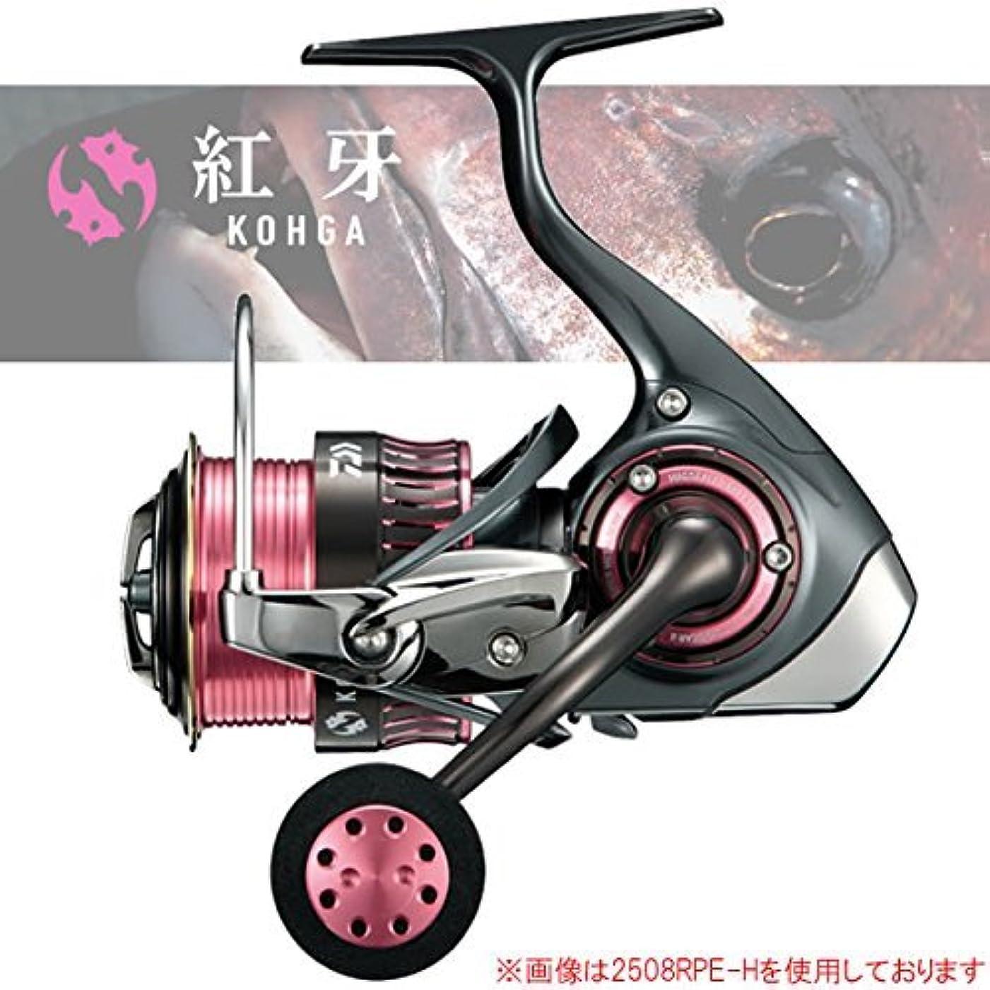 ワイプお茶裏切るダイワ(Daiwa) タイラバ スピニングリール 紅牙EX 2508RPE-H (2500サイズ)