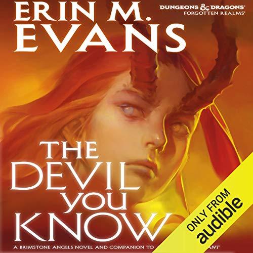 Page de couverture de The Devil You Know