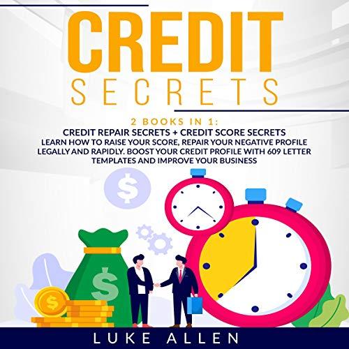 Credit Secrets: 2 Books in 1 Titelbild