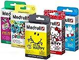 Medrull Yeso infantil impermeable 5 cajas Mr HAPPY - Hello KITTY - Piratas - MIMI Kids - Marine
