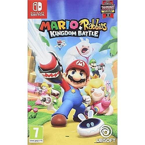 Mario + Rabbids Kingdom Battle (Nintendo Switch) - - Nintendo Switch