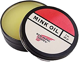Red Wing Men's Mink Oil Leather Accessories