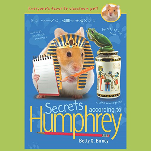 Secrets According to Humphrey audiobook cover art