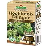 Florissa Natürlich 58671 Hochbeetdünger   VEGAN mit rein pflanzlichen Inhaltsstoffen   schnellster Bio-Dünger durch ProtoPlus   Natur im Garten und biologisch...