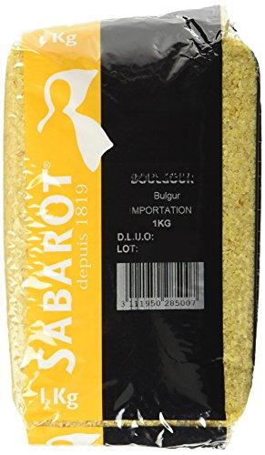 Sabarot Bulgur, 2er Pack (2 x 1 kg)