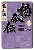 楊令伝 11 傾暉の章 (集英社文庫)
