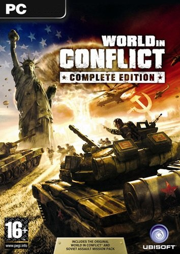 World in Conflict - Complete Edition: Pc