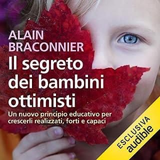 Il segreto dei bambini ottimisti copertina