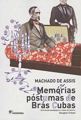 Memórias Póstumas de Brás Cubas - Coleção Travessias