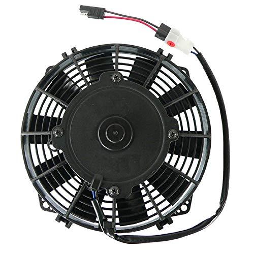 DB Electrical RFM0010 New Radiator Fan Motor For Assembly Polaris 330 Atp 2004 & 325 Magnum 2000-2002