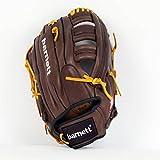 GL-127 gant de baseball cuir 12,7' de compétition outfield 12,7', pour droitier, marron