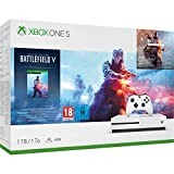 One S - Consola 1 TB + Battlefield V