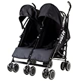 Zeta Citi Twin Stroller Buggy Pushchair