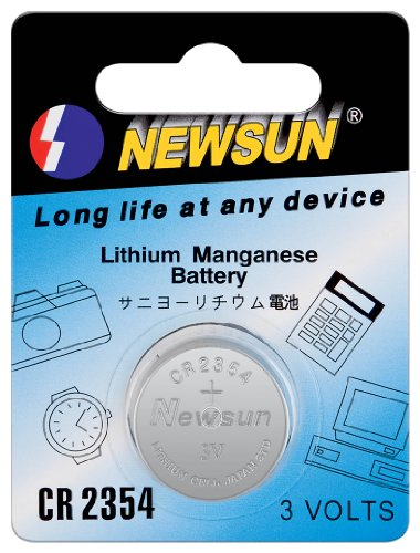 New Sun Button Cell 3V 530mAh