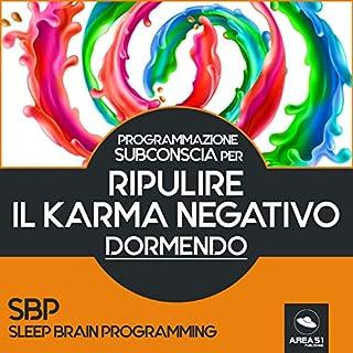 SBP. Ripulire il karma negativo copertina
