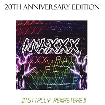 Maxxx Rated the 20th Anniversary Edition