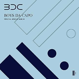 Brandnew Music BDC - Boys DA Capo (1st Single Album) CD+72p Photobook+Photocard+Concept Photocard+Concept Photo Stand+Sticker+Bookmark+Folded Poster