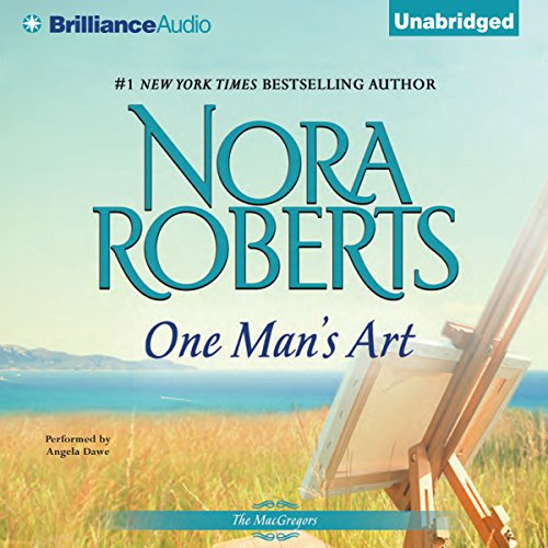 One Man's Art audiobook cover art