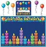 preschool birthday chart - Teacher Created Resources 5335 Birthday Graph Bulletin Board