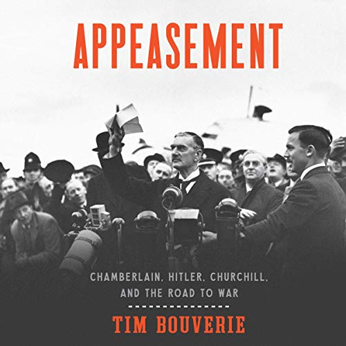 Appeasement cover art