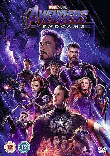Marvel Studios Avengers Endgame dvd