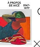 A propos de Nice (1947-1977)