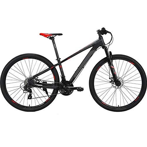 yfkjh Mountainbike, Offroad Doppelschock Mit Variabler Geschwindigkeit 29 Zoll 27 Gang Reifen für Erwachsene Studenten Mit Großer Reifenscheibe