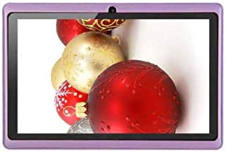 WINTOUCH Q75S Kids Tablet 7 inch 8GB ROM 512MB RAM Android Wifi Tablet Purple Color