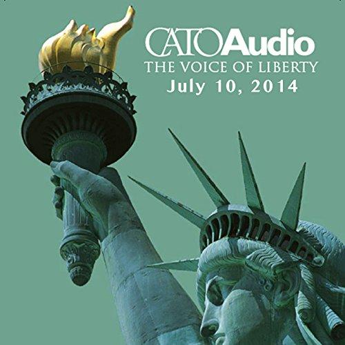CatoAudio, July 2014 cover art
