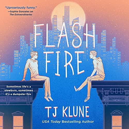 Couverture de Flash Fire