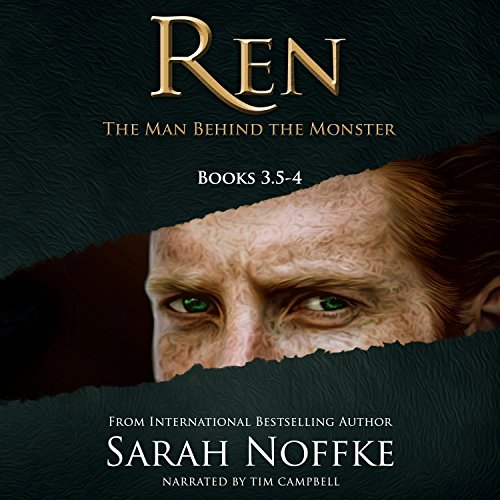 Ren Boxed Set, Books 3.5 and 4 audiobook cover art