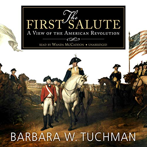 The First Salute copertina