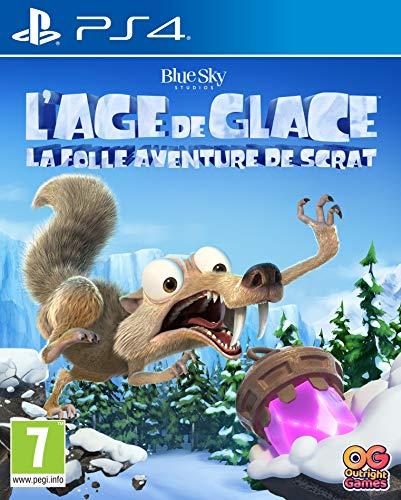 avis jeux d aventure ps4 professionnel L'âge de glace: l'aventure folle de Scrat