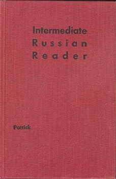 Hardcover Intermediate Russian Reader Book