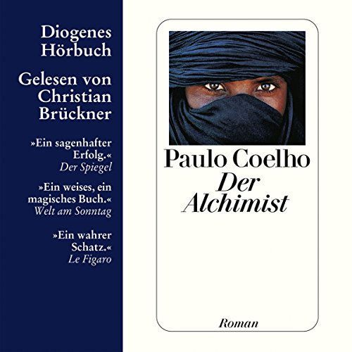 Der Alchimist audiobook cover art