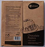 Chocolate de postres para fundir 400 g. (pack 2*200 g)