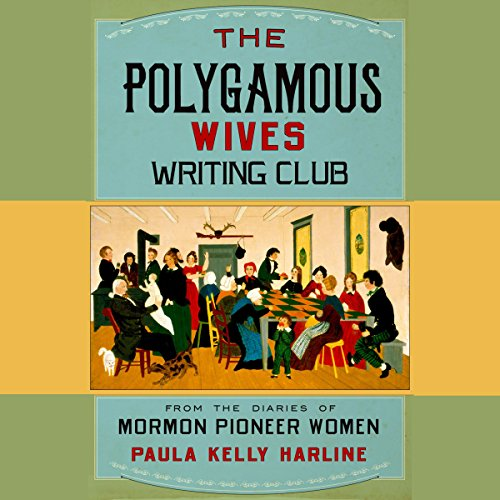 The Polygamous Wives Writing Club audiobook cover art