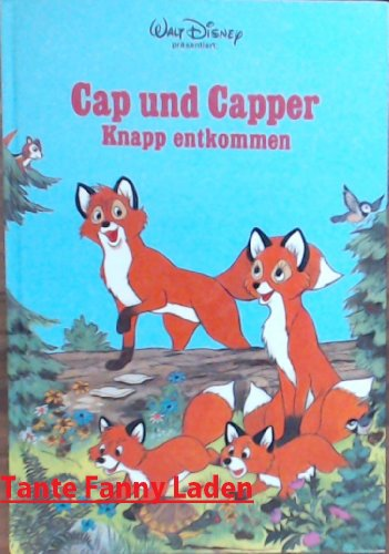 Cap und Capper knapp entkommen,