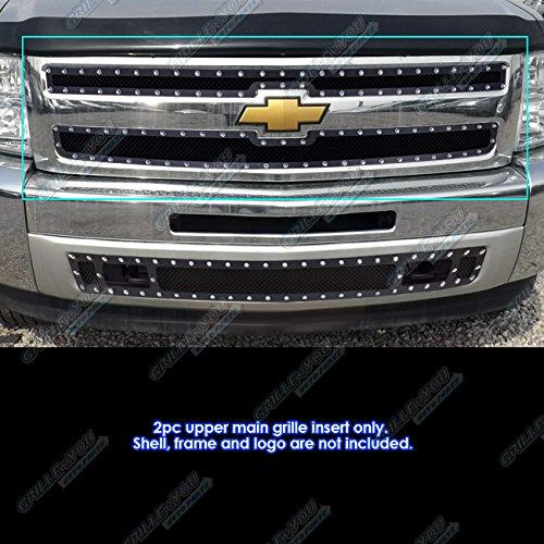 08 silverado grille insert - 1