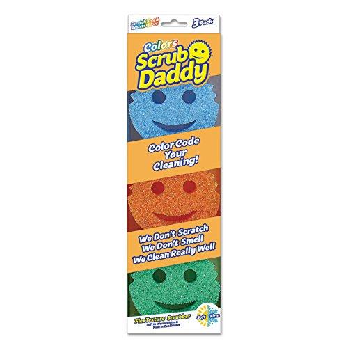 Scrub Daddy Colors 3pk