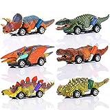 ATOPDREAM Juguetes Niños 2-8 Años, Juegos Niños 2 3 4 5 Años Dinosaurio Juguete Coche Regalos Niños 2 3 4 5 6 7 8 Años Regalos de Cumpleaños para Niños los Reyes Magos Regalos