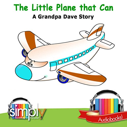 The Little Plane That Can audiobook cover art