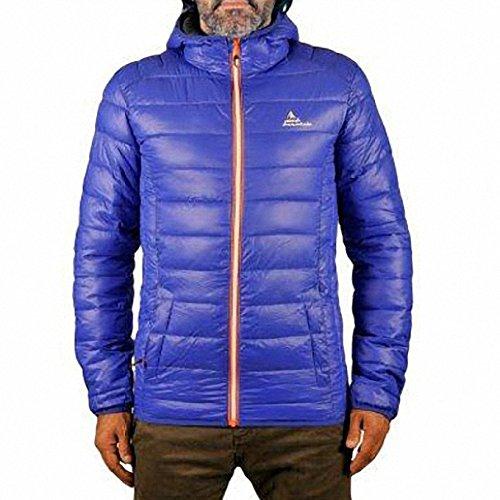 Peak Mountain - Doudoune Fine à Capuche Homme CENSEODN- Bleu - XXL